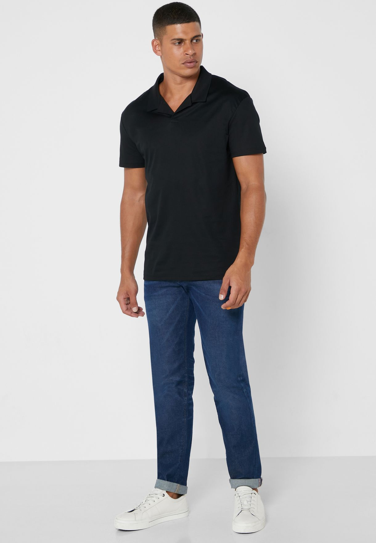 Essential Relaxed Polo