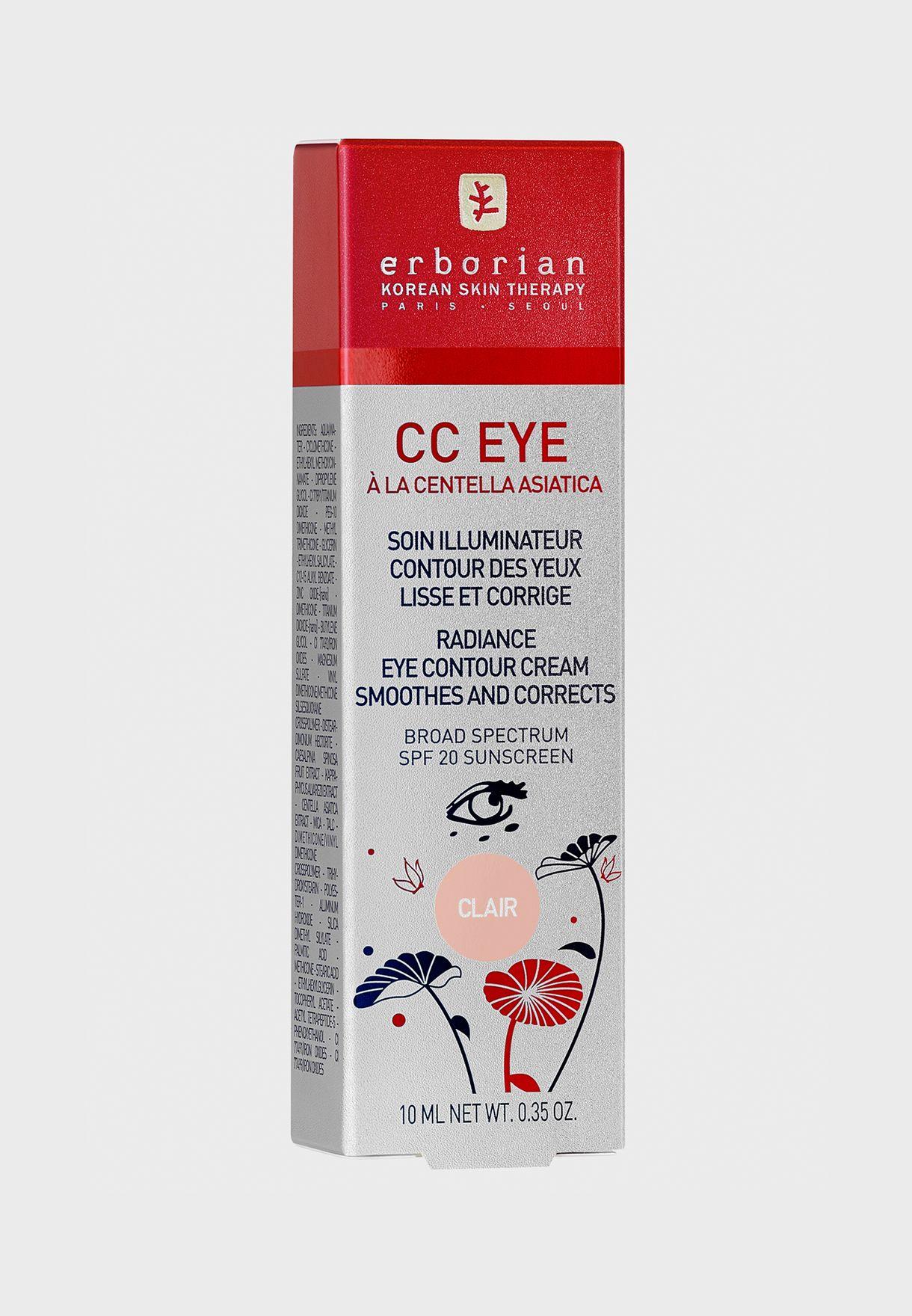 CC Eye Cream 10ml - Clair