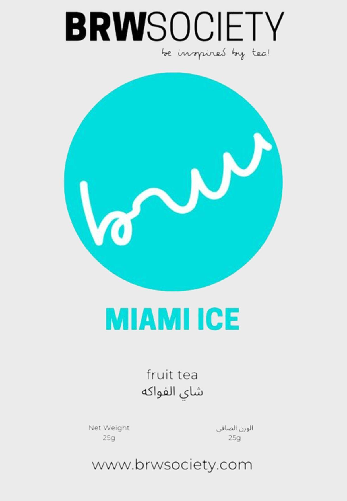 Tea - Miami Ice