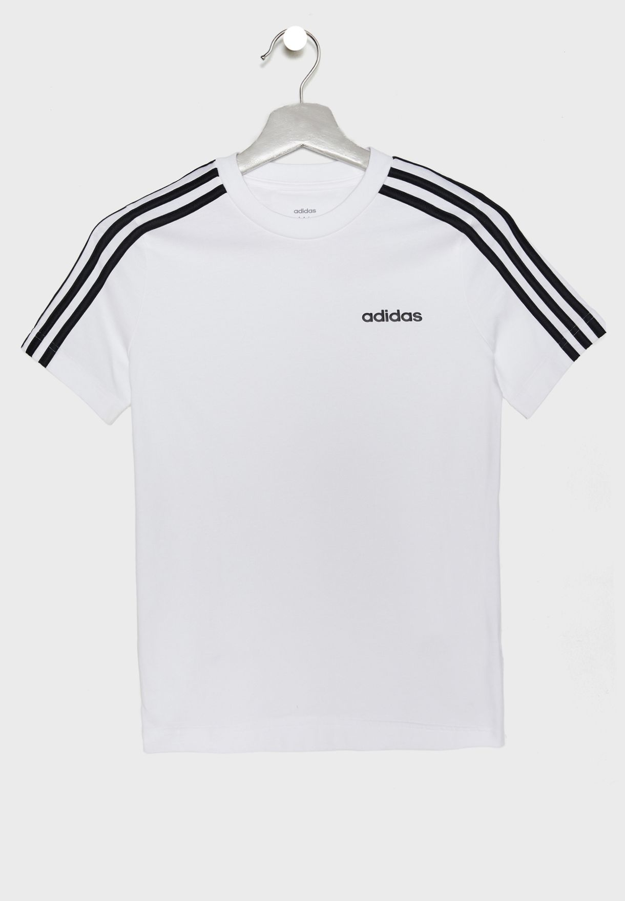 Youth 3 Stripe Essential T-Shirt