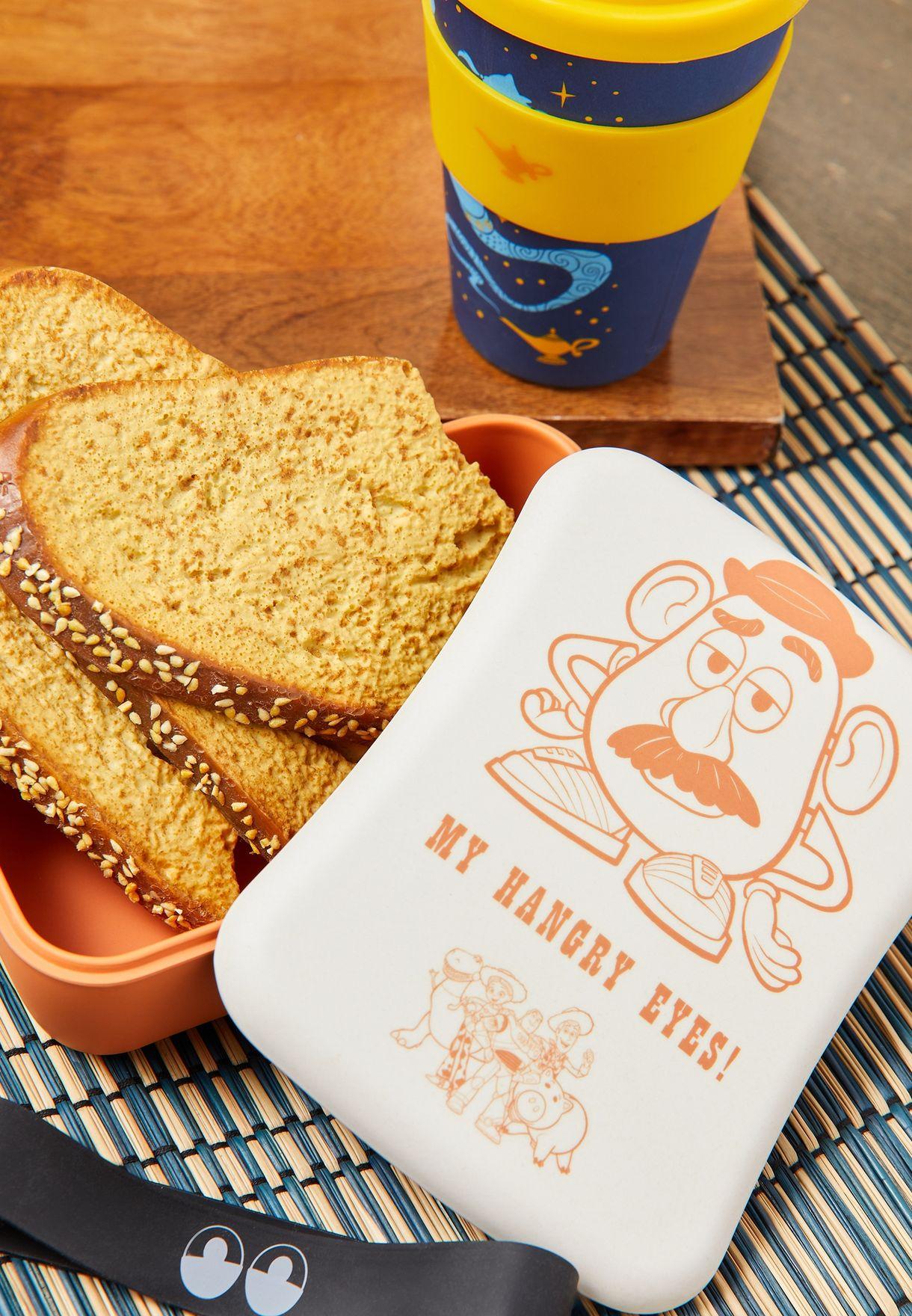 صندوق حفظ الطعام بوتيتو هيد