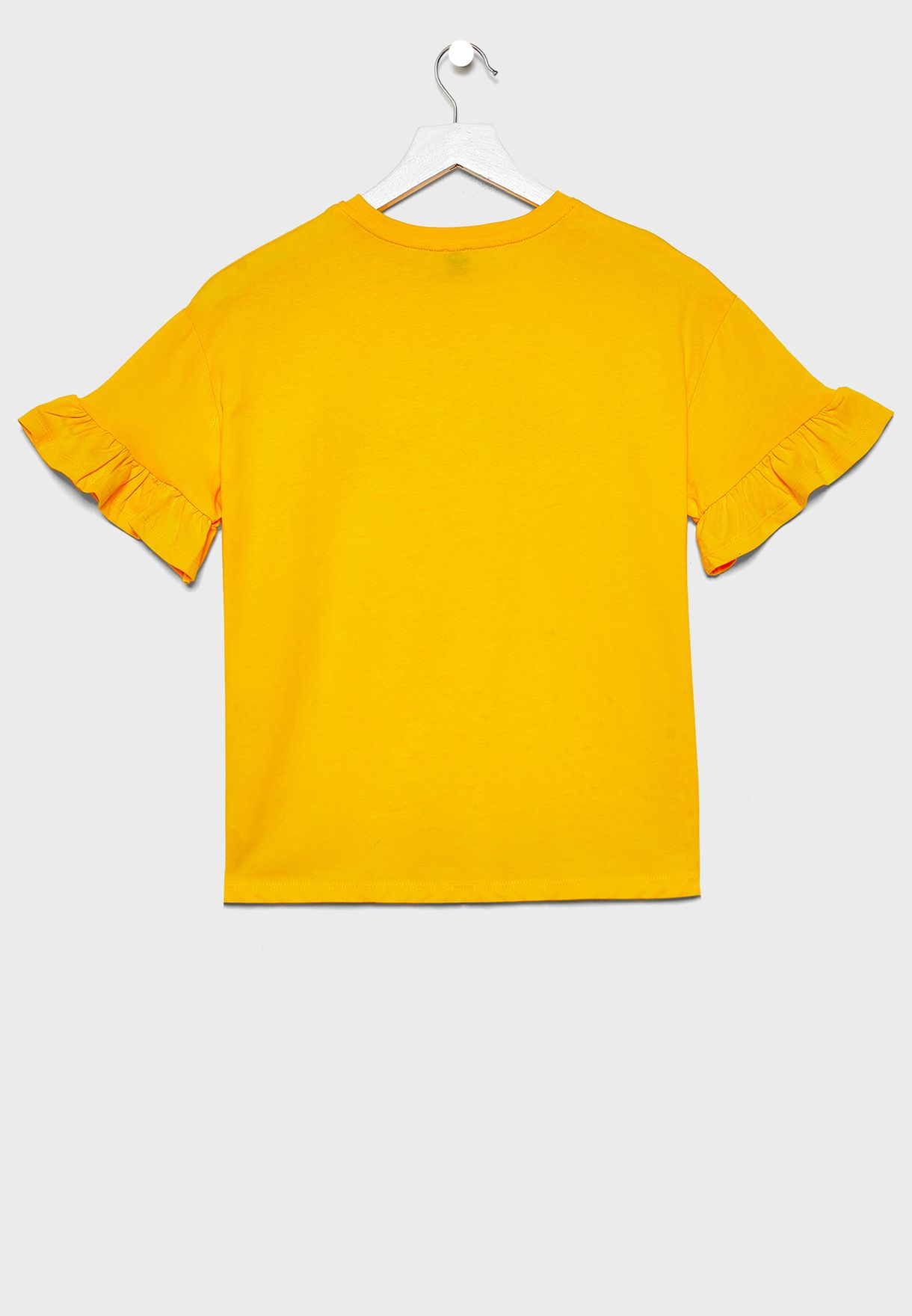 Kids Unique Embroidered Top