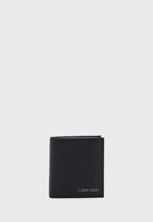 Logo Bi-Fold Wallet