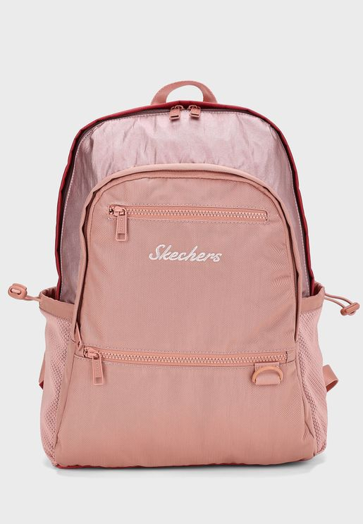 Essential Colour Block Backpack