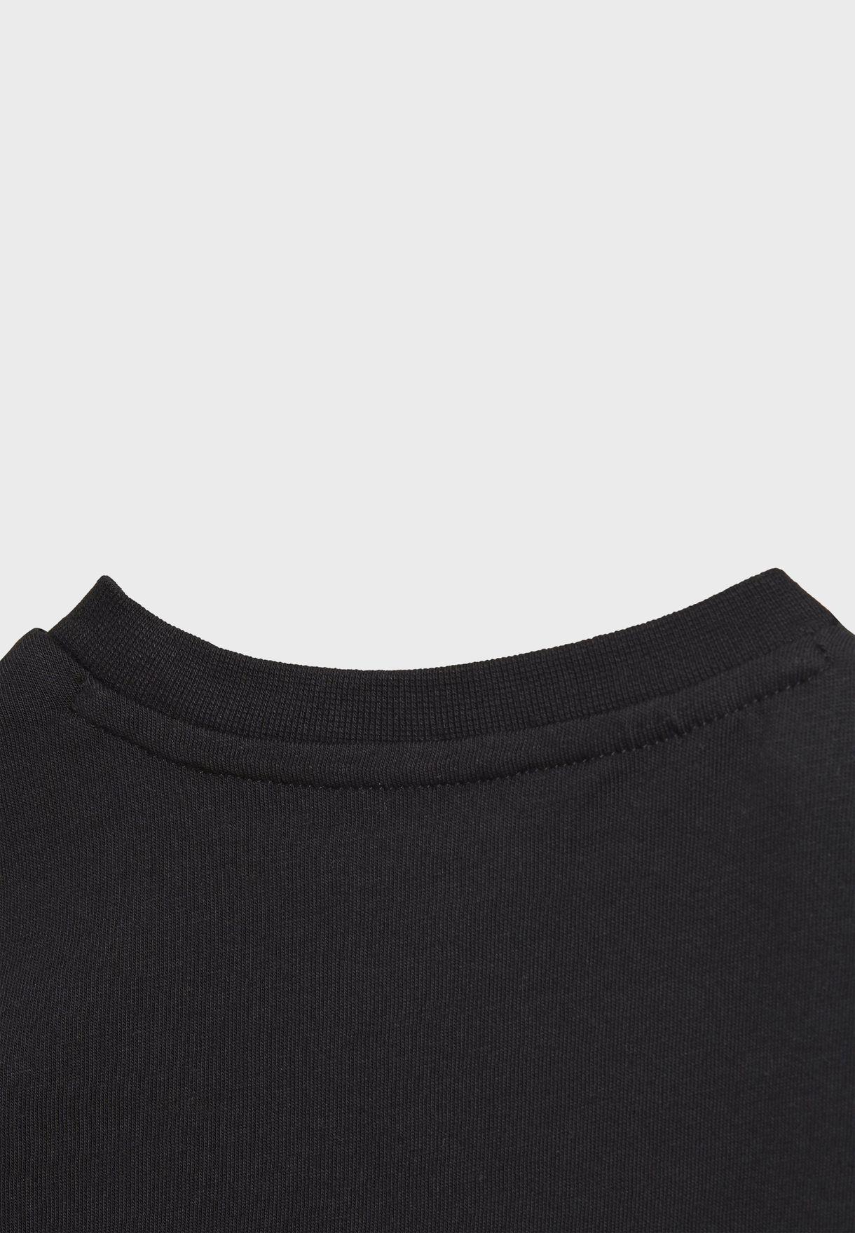 3D Trefoil Adicolor Casual Kids T-Shirt