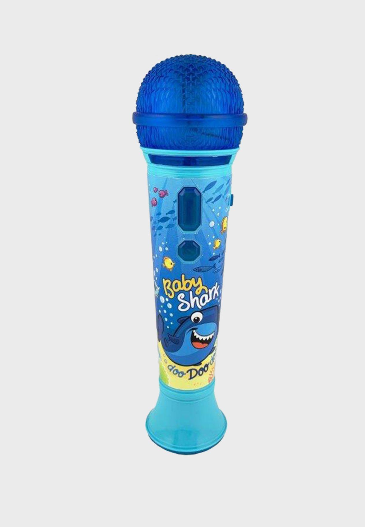 Baby Shark Sing Along Karaoke Microphone