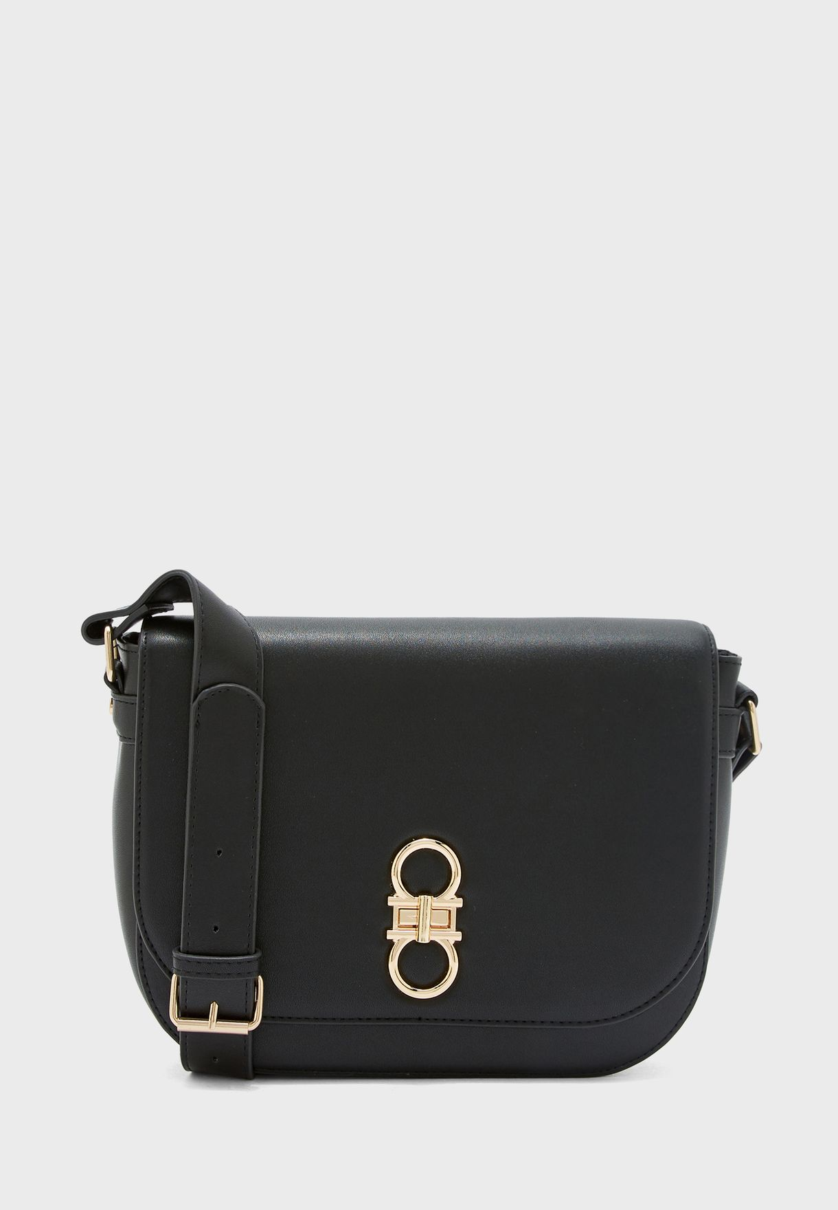 Large Minimal Crossbody Bag