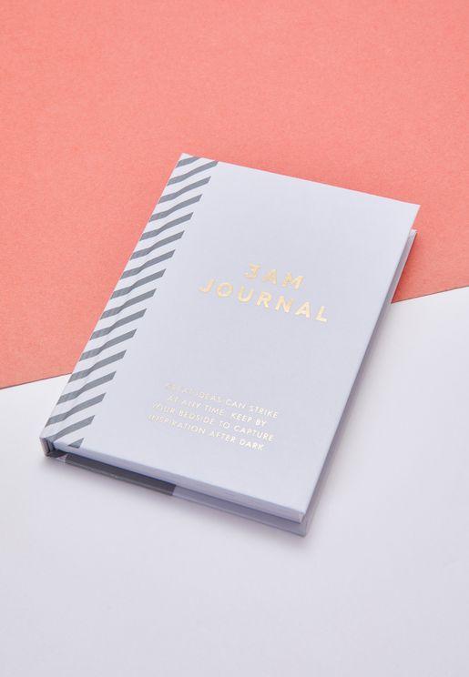 3 Am Journal Inspiration Notebook