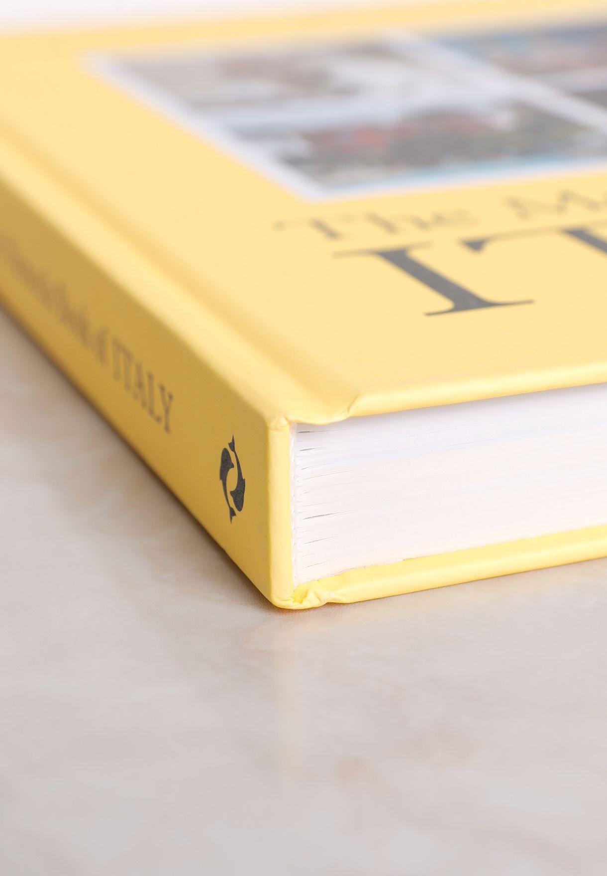 كتاب ذا مونوكل بوك اوف ايتالي
