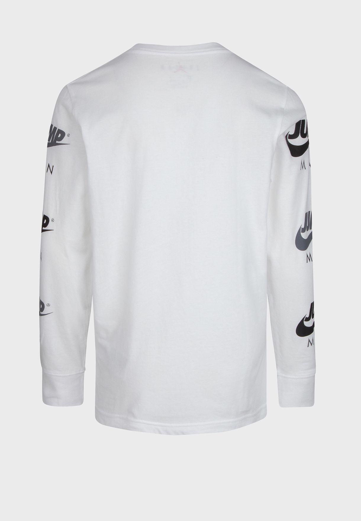Youth Jordan Jumpman Triple Threat T-Shirt