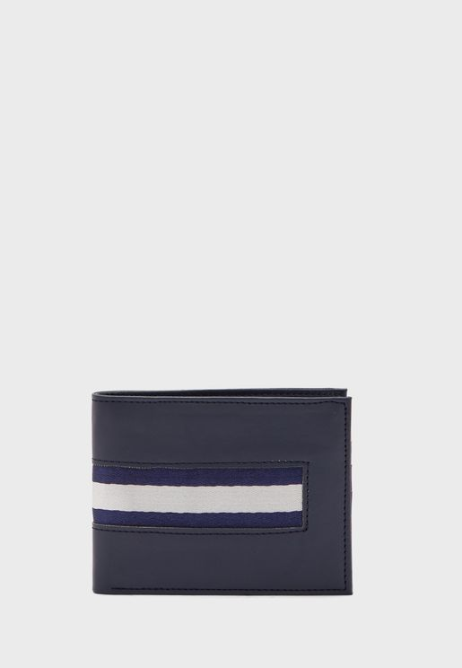 Webbit Detail Mens Wallet