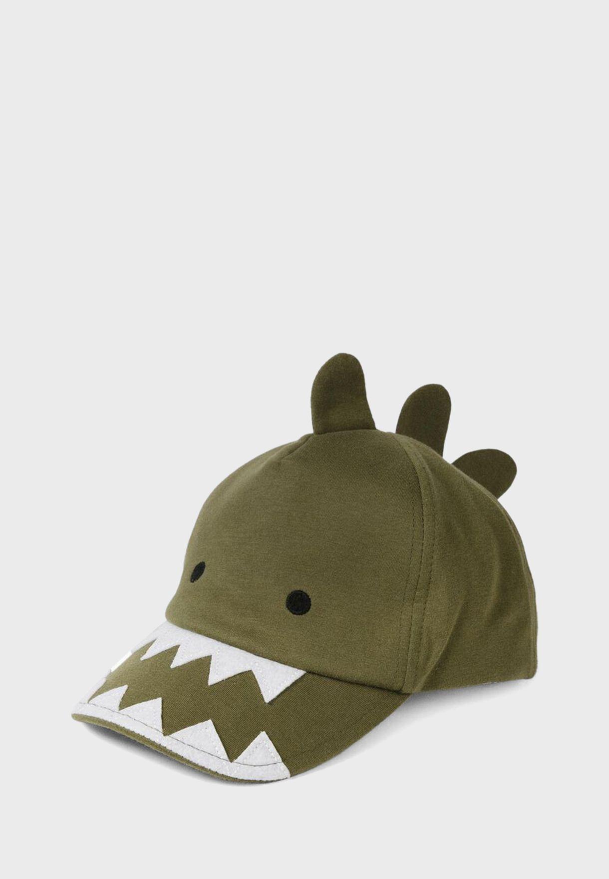 Kids Croc Cap