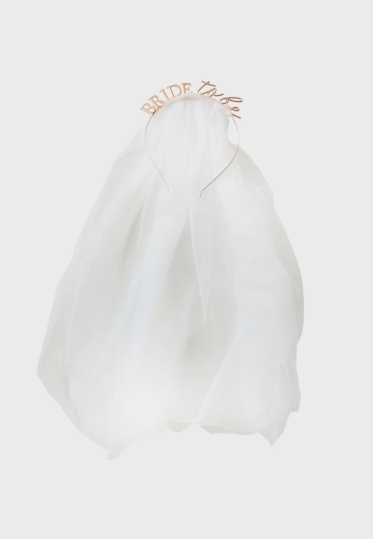 Bride To Be Headband