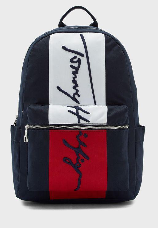 Signature Backpack