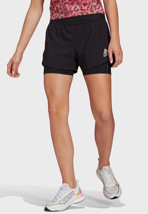2In1 Primeblue Shorts