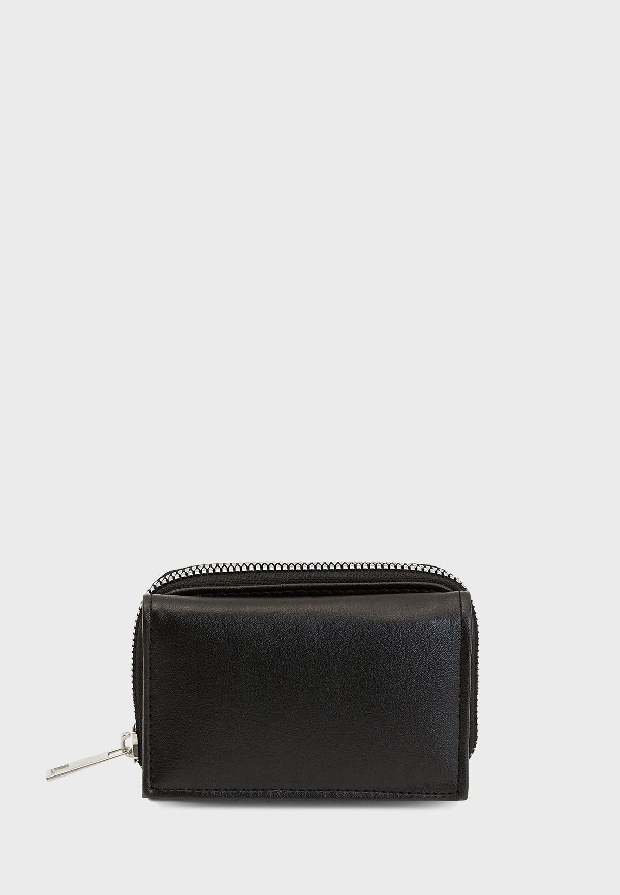 Zip Closure Cosmetic Bags