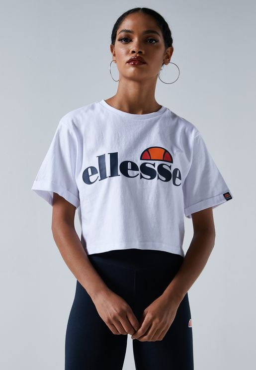 Alberta Cropped T-Shirt