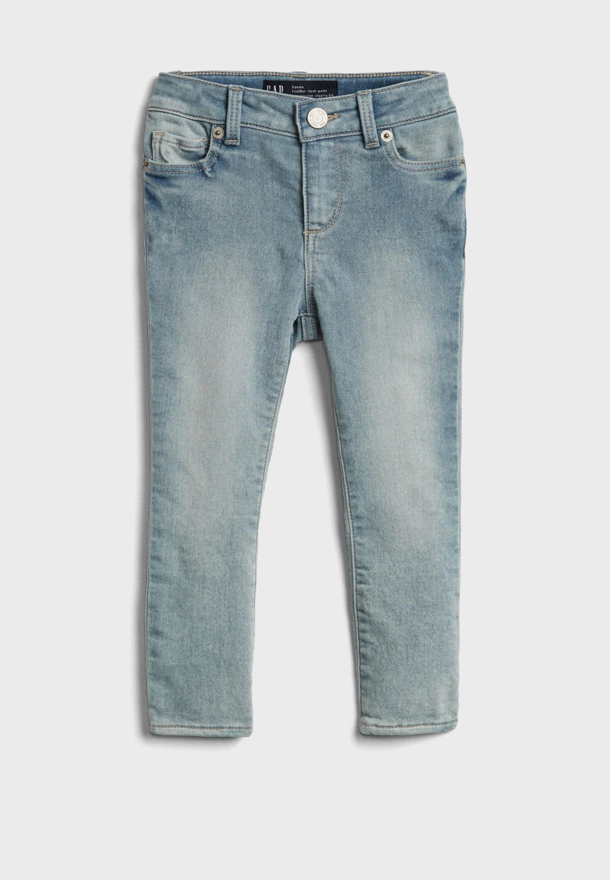 Kids Distressed Jeans