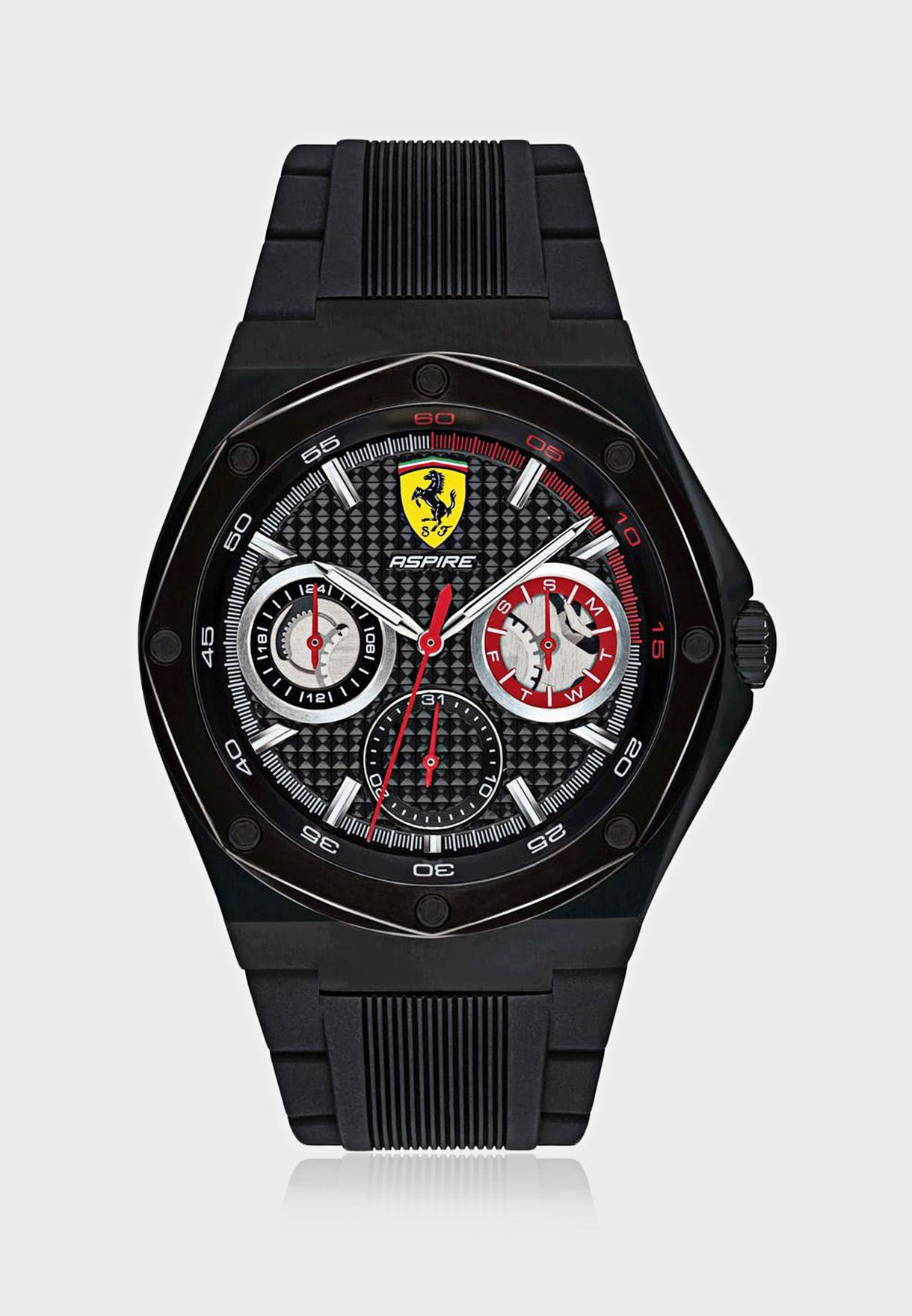 830538 Aspire Analog Watch