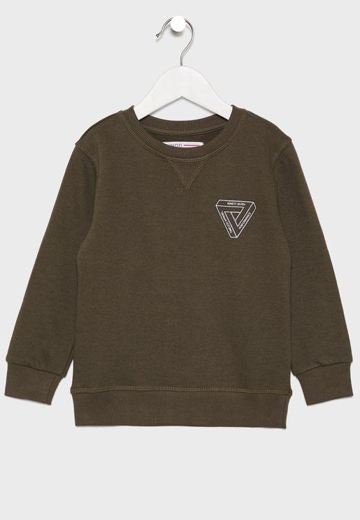 Little Basic Sweatshirt