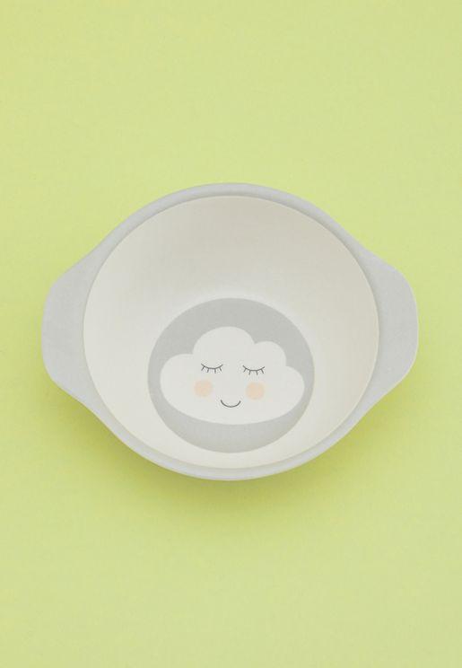 Sweet Dreams Cloud Kid's Bowl
