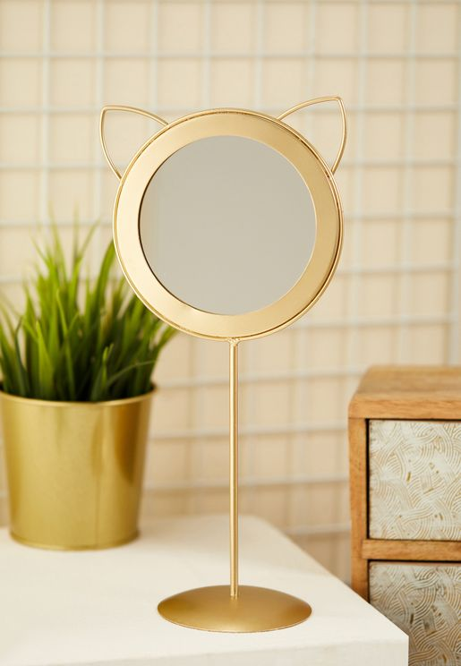 Cat Ears Mirror
