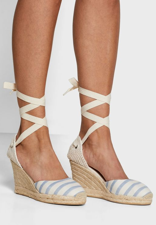 Classic Wedge Pumps