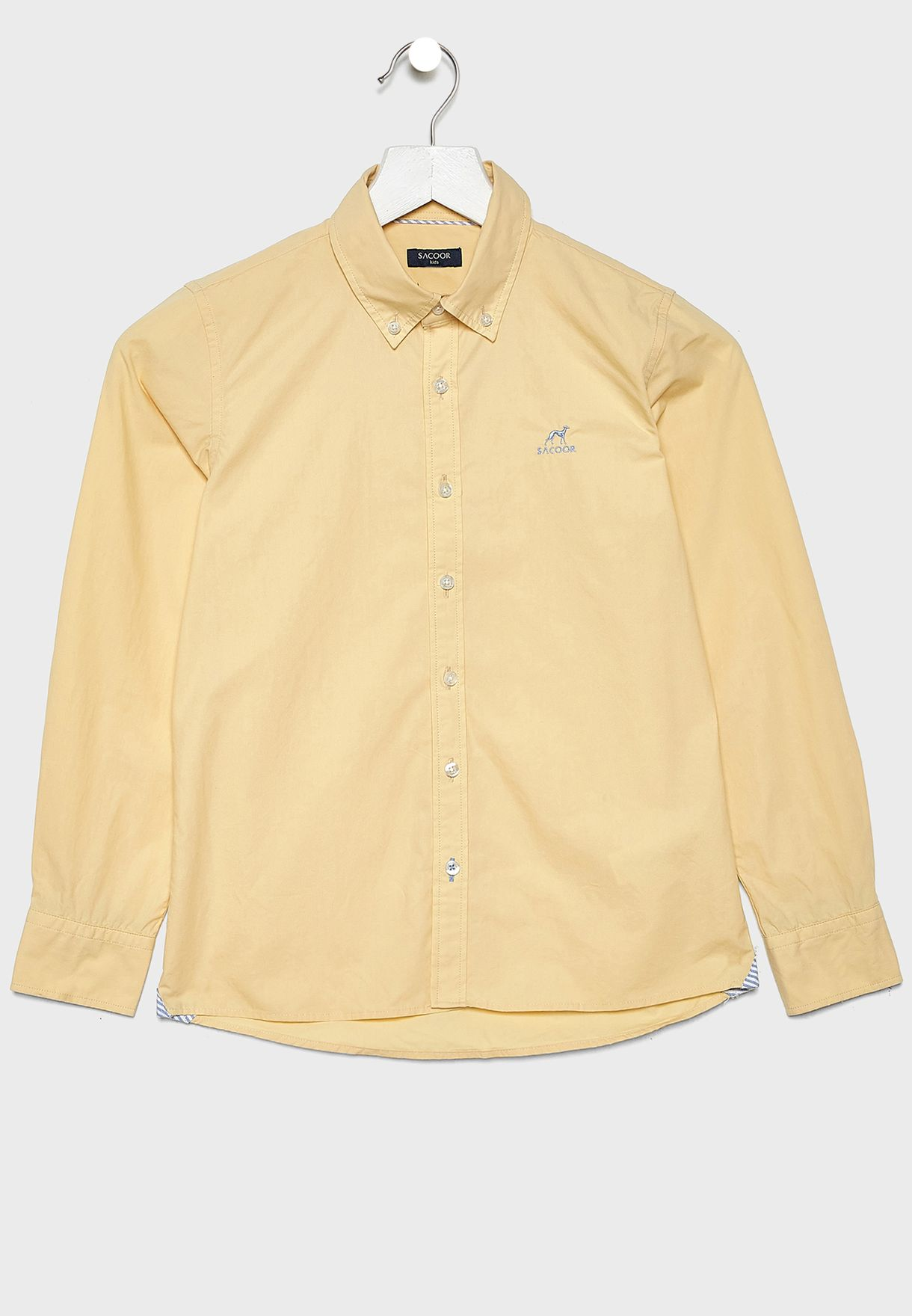 Kids Button Down Shirt