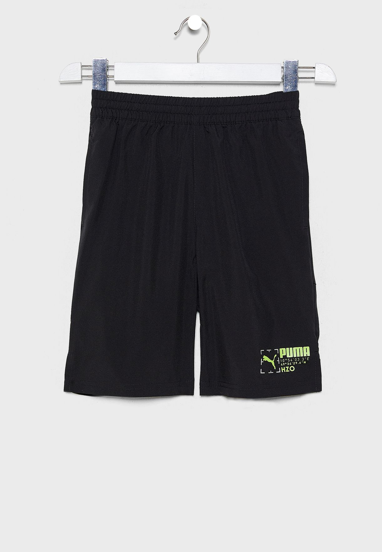 Kids Active Sports Woven Shorts