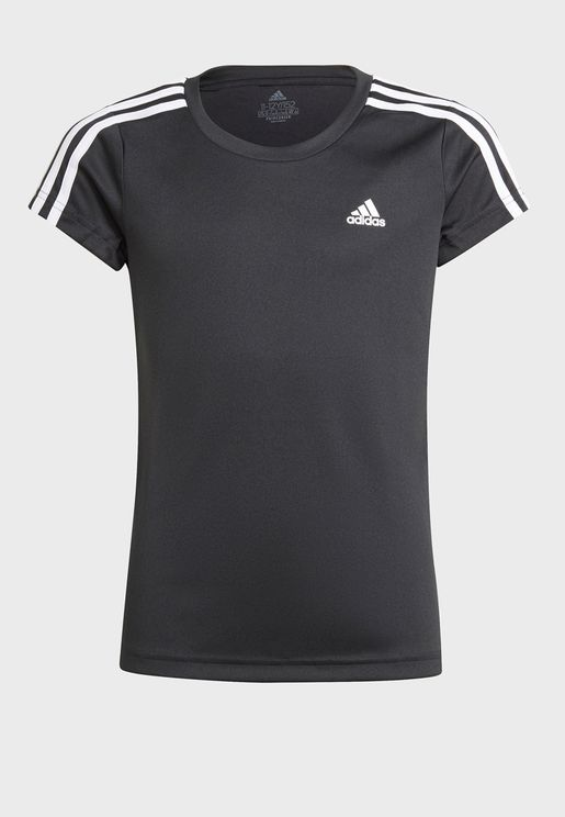 Youth 3 Stripe T-Shirt