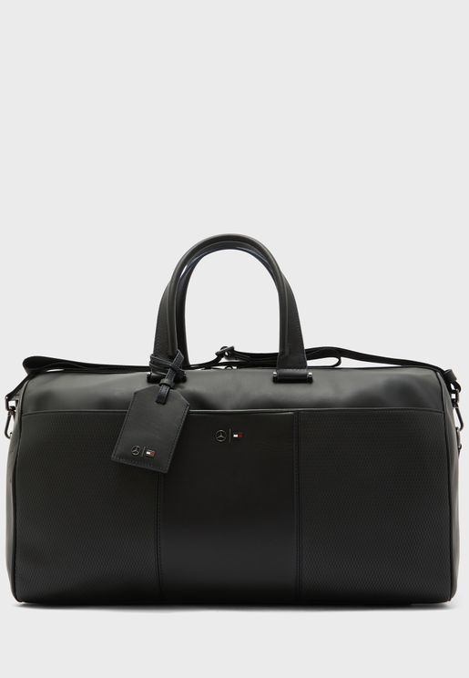 Zip Closure Duffel Bag