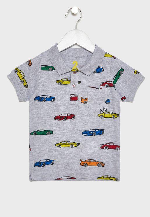 Kids Automobile Polo