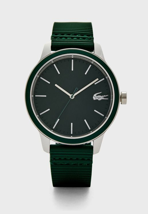 Lacoste.12.12 Paris Analog Watch