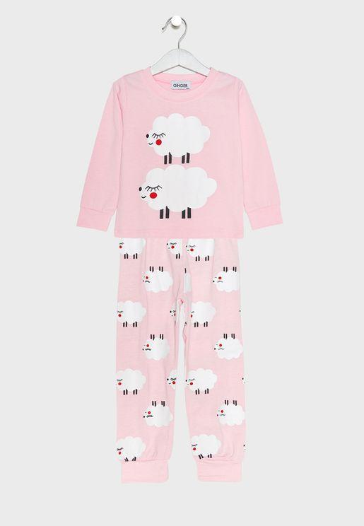 Ewe Lamb Pyjama Set