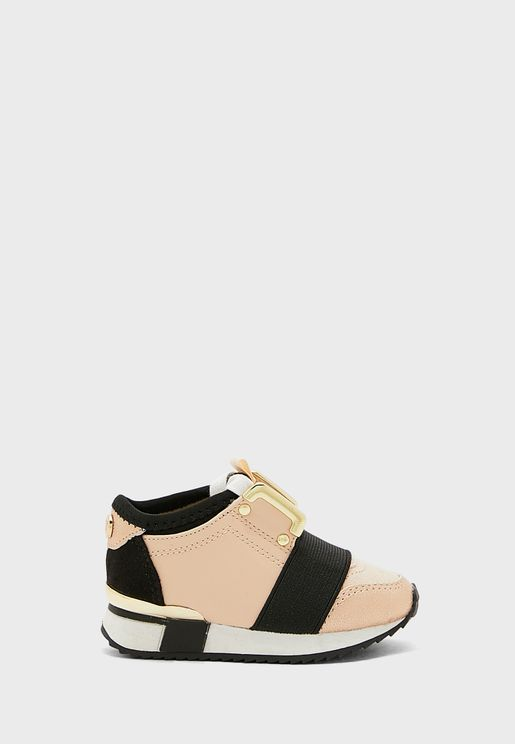 Infant Cone Strap Sneaker