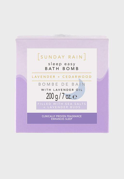 منتج سليب ايزي باث بوم لافندر للاستحمام