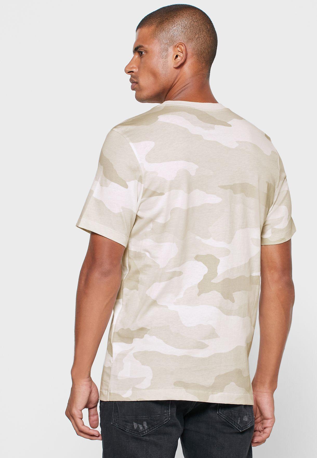 NSW AOP Camo T-Shirt
