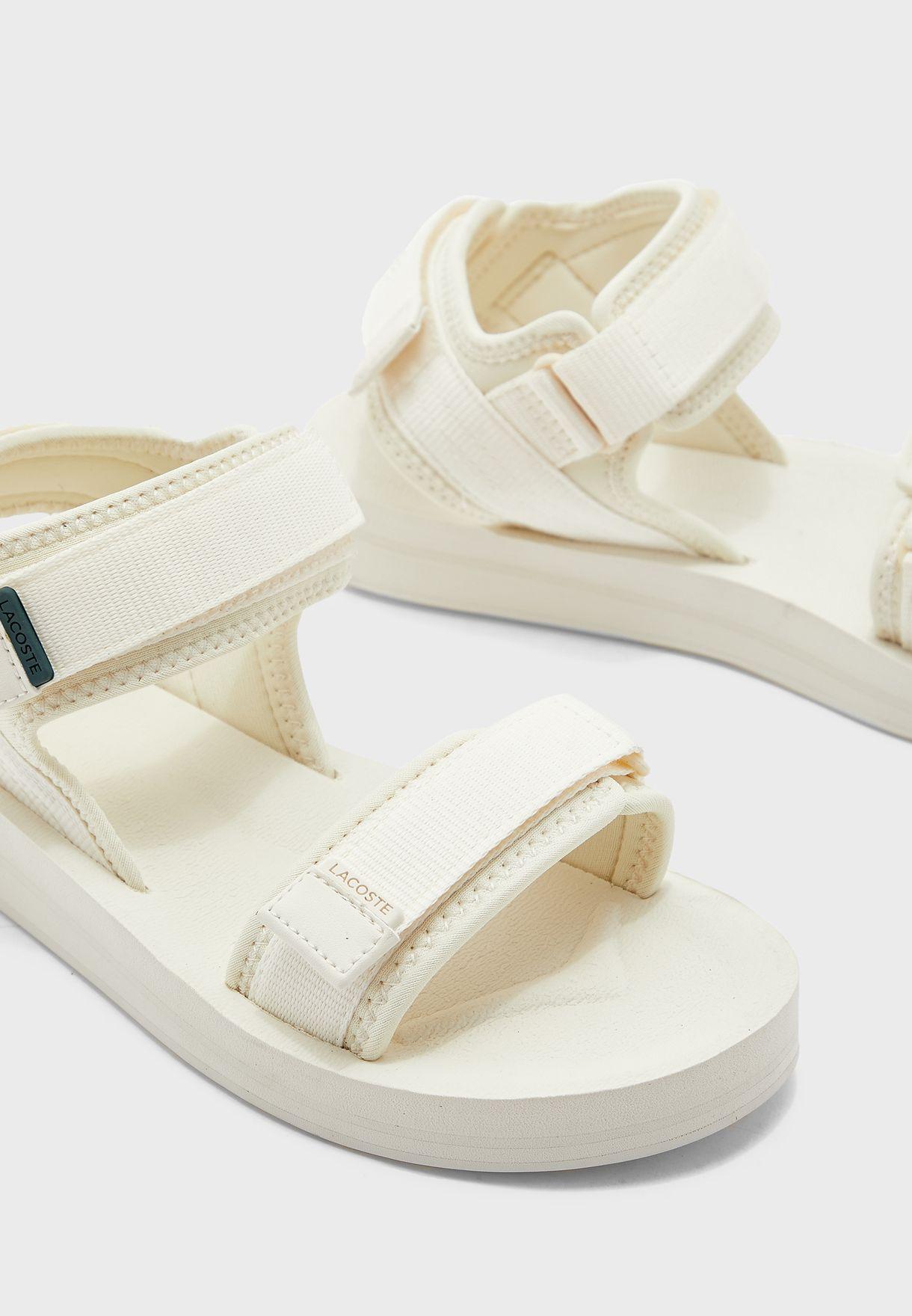 Suruga Flat Sandal