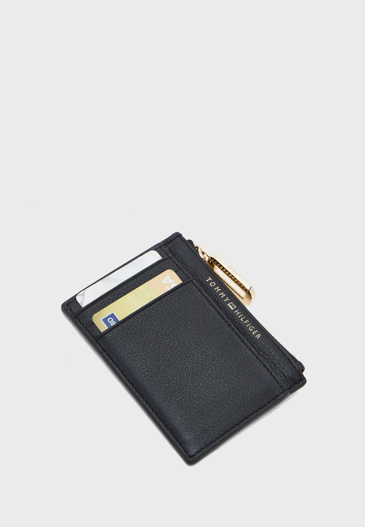 Soft Turn Lock Card Holder