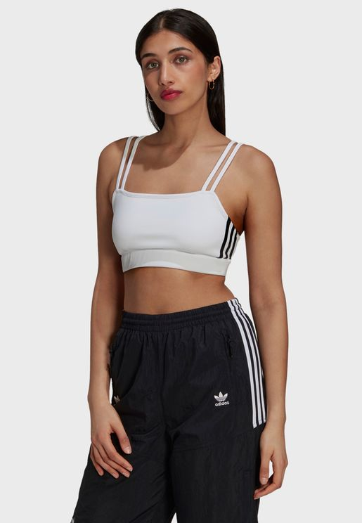 3 Stripe Essential Bra