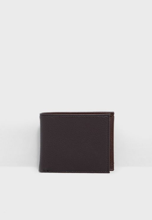Pebbled Wallet