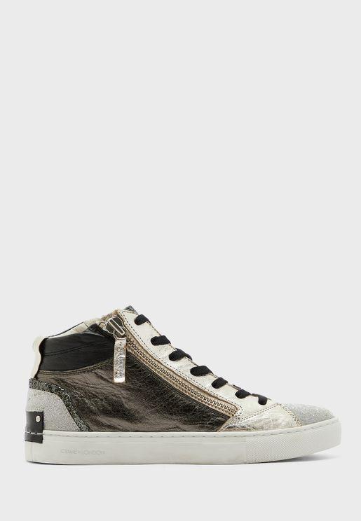 Java Low Top Sneaker