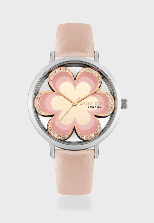 Kendall Quartz Analog Watch
