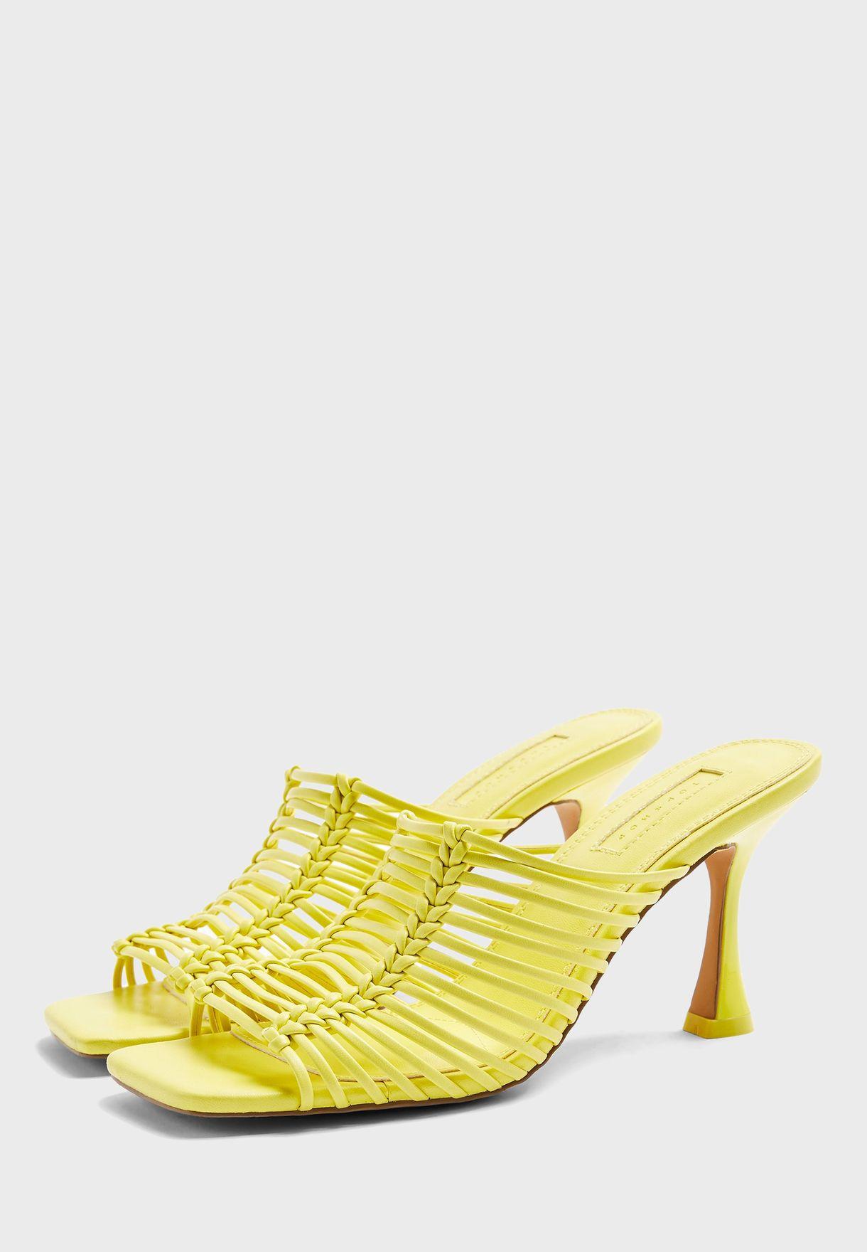 Topshop Noon High Heel Sandal - Brand Shoes