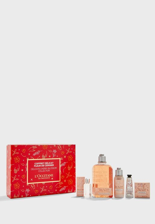 Delicate Cherry Blossom Lifestyle Kit