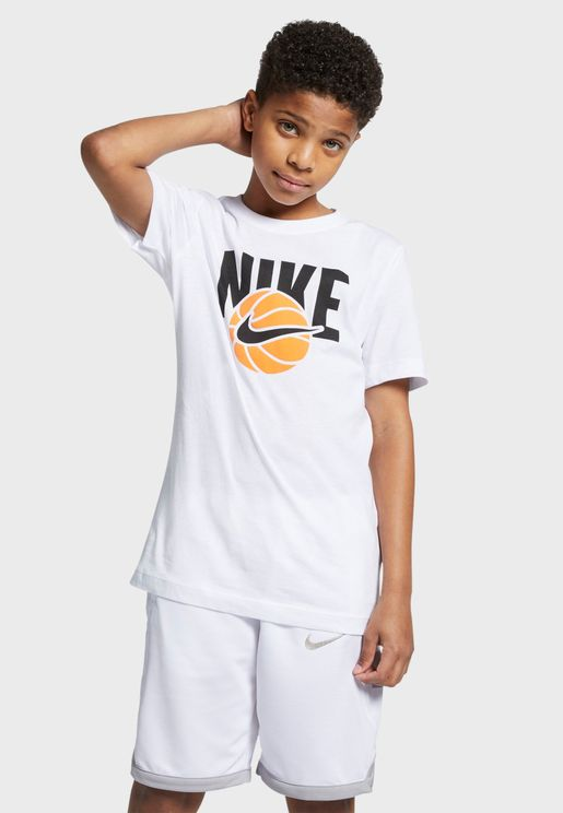 Youth NSW Basketball T-Shirt