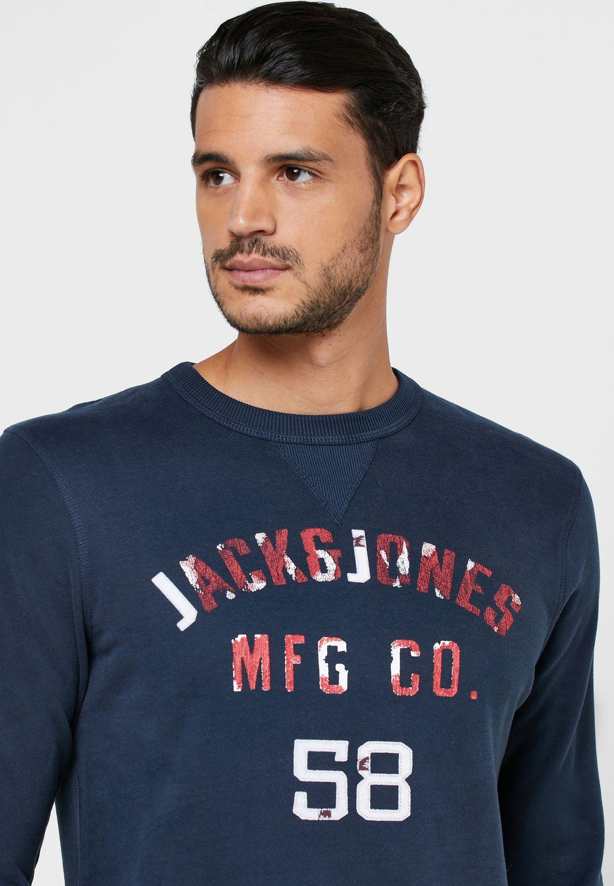 Owen Regular Fit Sweatshirt