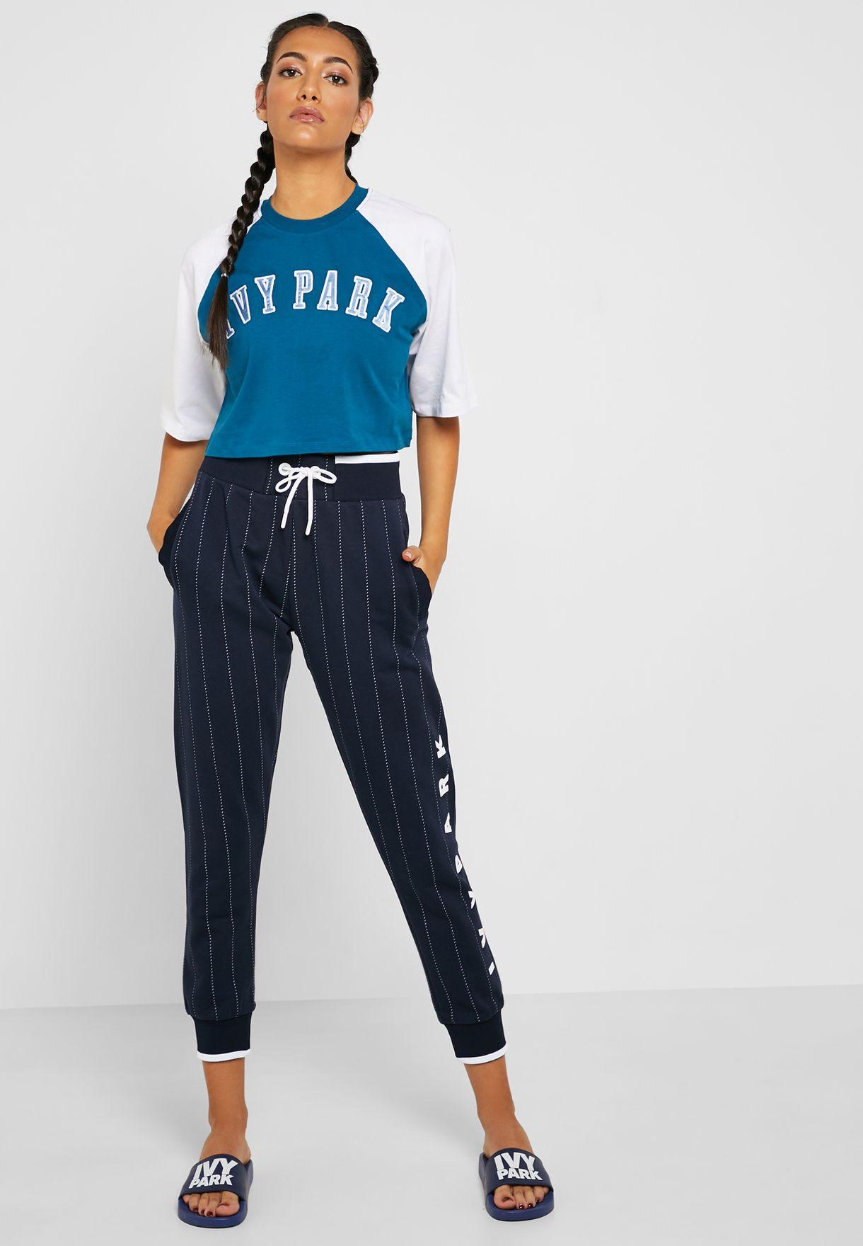 Baseball Crop T-Shirt