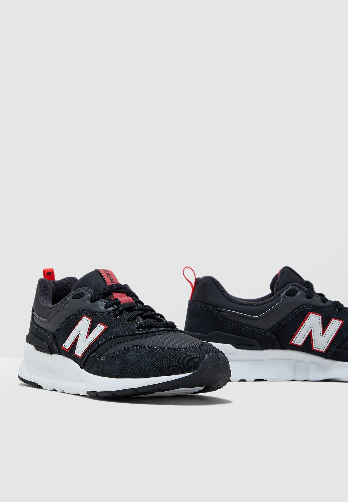 Beauty & Youth New Balance 997H Black White Release Info