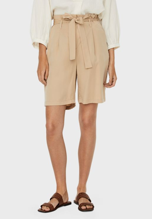 Paperbag Waist Culottes